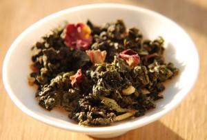 Dammann Frères : feuilles du thé jardin du Luxembourg