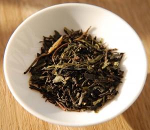 Mariage Frères : feuilles du thé Matin Parisien