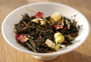 Tekoe, feuilles du thé Les amants du Pont Neuf