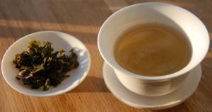 Tekoe, thé French Kiss infusé avec feuilles