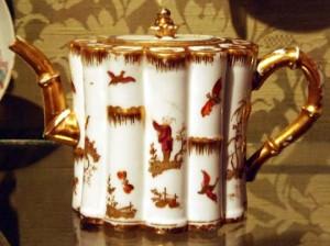 Théière, 18e siècle  - Exposition Thé, café ou chocolat