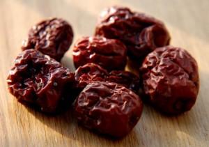 Jujubes séchés pour le Ba bao cha