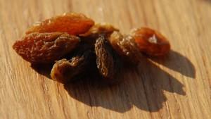 Raisins secs pour le Ba bao cha