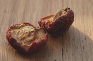 Fruits secs pour le Ba bao cha
