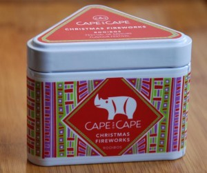 Rooibos aromatisé : Chrismas Fireworks - Cape and Cape