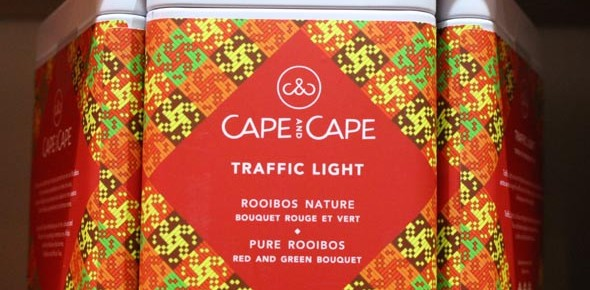 Rooibos nature, Taffic Light de chez Cape and Cape