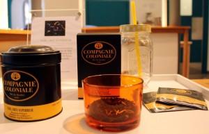 Earl Grey pour le Teatime de la Compagnie Coloniale