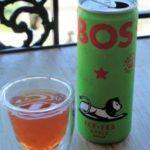 Bos ice tea, le goût n'est pas celui que vous attendiez…