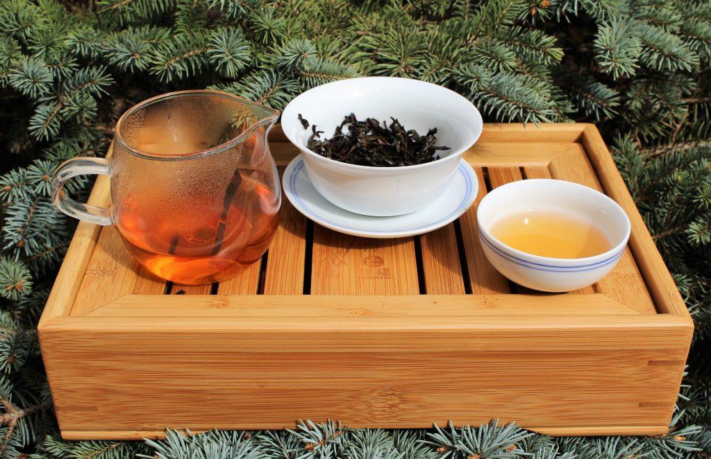 Dégustation de thés : grands crus préparés selon la méthode chinoise du Gong fu cha