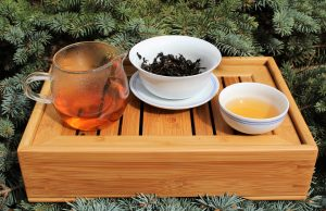 Tasting of teas: great wines prepared according to the Chinese method of Gong fu cha