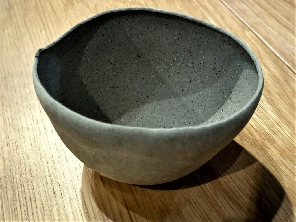 Bol de l'Exposition Utsuwa chez Muji au Forum des Halles