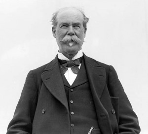 Portrait de Sir Thomas Lipton (image empruntée à Wikimedia)