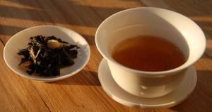 Dammann Frères : thé  Jardin des Tuileries infusé