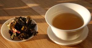 Dammann Frères : thé Jardin du Luxembourg infusé