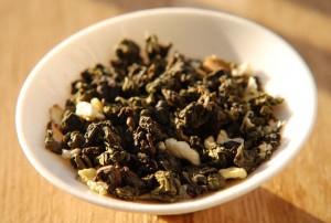 Dammann Frères : feuilles de thé Jardin du Trocadéro