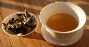 Dammann Frères : infusion du thé Jardin du Trocadéro