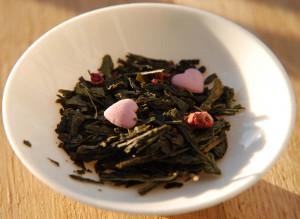Tekoe, feuilles du thé French Kiss