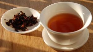 Tekoe, thé Jazz in Paris infusé avec feuilles