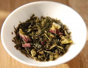 Mariage Frères : feuilles de thé Paris Marais