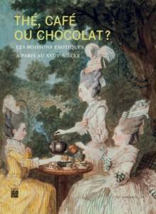 Théière, 18e siècle  - Affiche de l'Exposition Thé, café ou chocolat au musée Cognacq-Jay