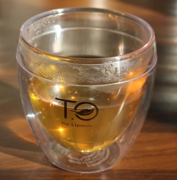 Oolong du Dragon infusé