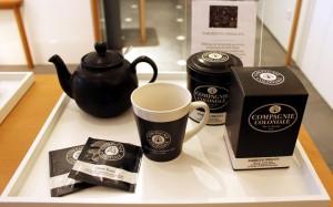 Darjeeling Himalaya et thé de Chine de la Compagnie Coloniale