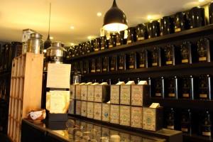 Comptoir de la maison de thé d'Arcachon, Honoris causa