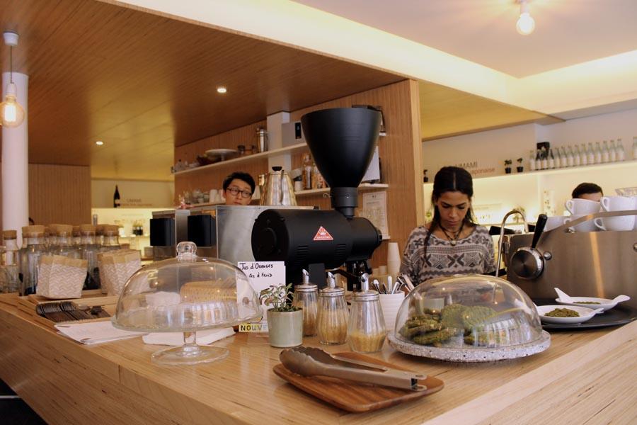 L'Umami Matcha Café à Paris