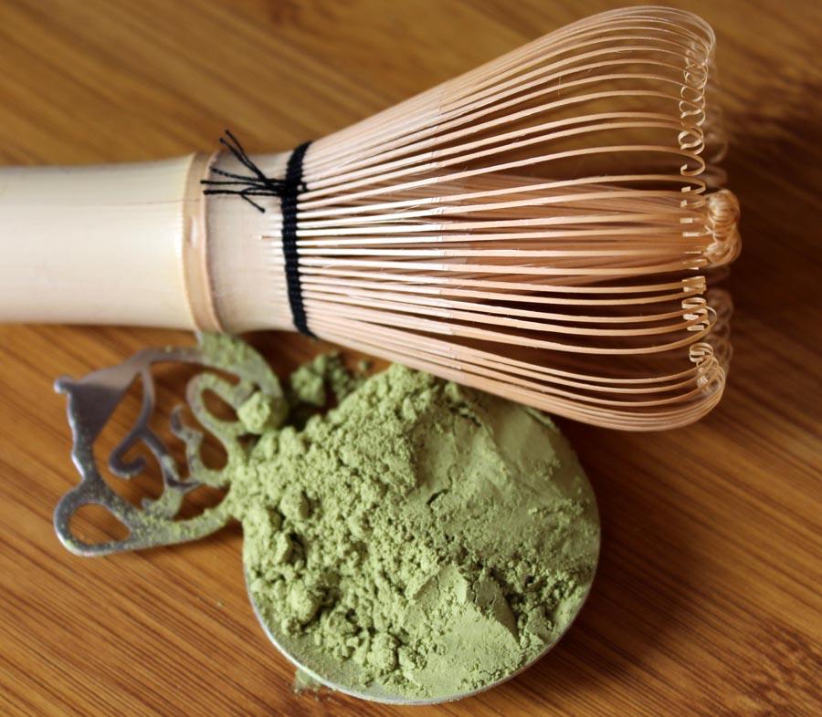 Matcha, poudre de thé vert
