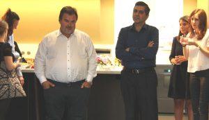 Pierre Hermé et Kurush Bharucha