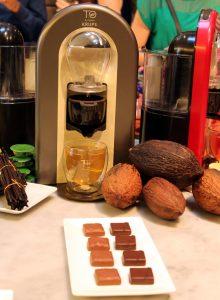 Oolong du dragon avec chocolats de Pierre Hermé