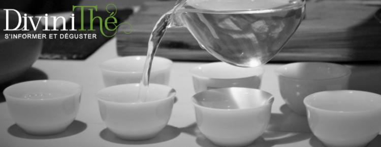 Dégustation de thé en entreprise