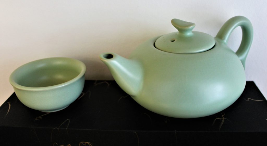 Théière en vente chez Goutte de thé