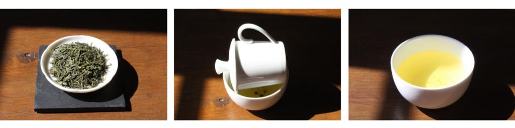 Prendre le temps de déguster son thé vert japonais