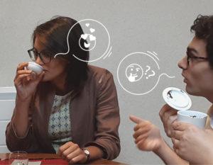 Les ateliers de dégustation de thé pour CE et CSE