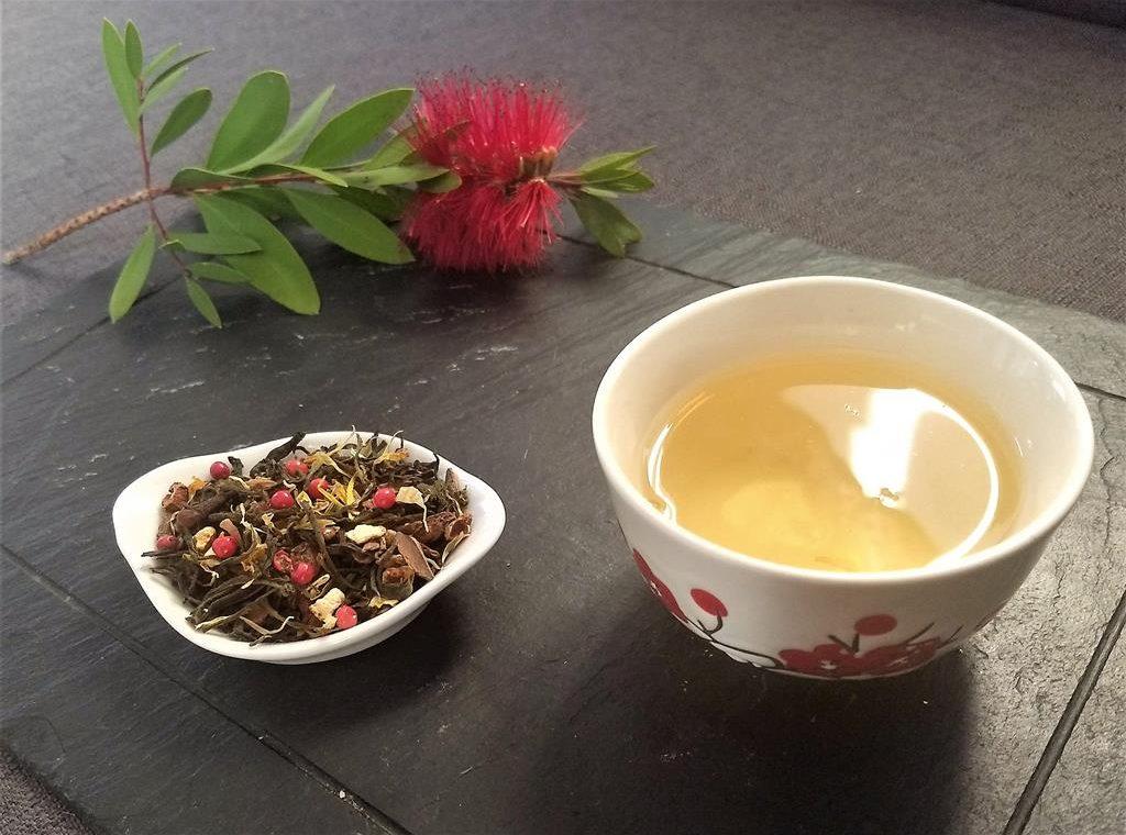 Divinithe : Christmas tea de chez nunshen