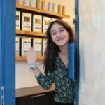 Happy Blue Tea : un comptoir qui allie thé et bonne humeur !